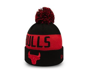 Kulich New Era Chicago Bulls Team Tonal Knit 2 OTC