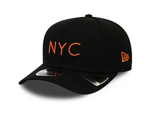 Kšiltovka New Era 9FIFTY NYC Stretch Snap Black