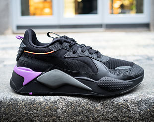 Boty Puma RS-X Hard Drive Puma Black-Dark Shadow 36981804