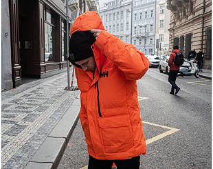 Bunda Helly Hansen Tromsoe Jacket 226 Bright