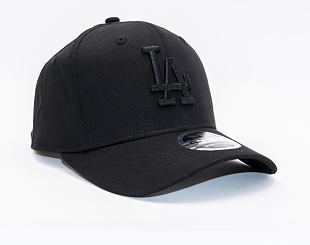 Kšiltovka New Era 9FIFTY Stretch-Snap Tonal Black Los Angeles Dodgers Snapback Black