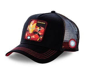Kšiltovka Capslab Trucker By Freegun (MARVEL) Iron Man