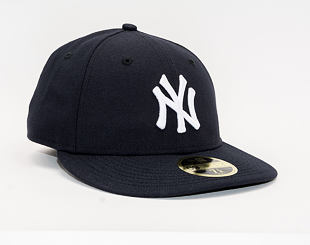 Kšiltovka New Era 59FIFTY Low Profile New York Yankees Auth Team