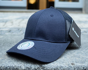 Kšiltovka State of WOW Kean Trucker Baseball Cap Navy