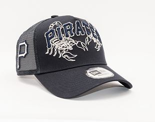 kšiltovka NEW ERA 940 Af trucker MLB tech fabric licensed PITPIR