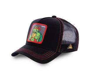 Kšiltovka Capslab Trucker by Freegun Teenage Mutant Ninja Turtles - Raph