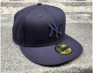Kšiltovka New Era League Essential New York Yankees 59FIFTY  Navy