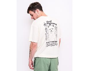 Triko RIP N DIP Fingered Tee Off White
