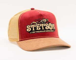 Kšiltovka Stetson Trucker Cap On The Road 7756105
