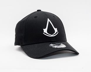 Kšiltovka New Era 9FORTY Assassins Creed Black