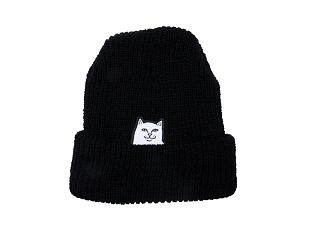 Kulich RIP N DIP Lord Nermal Ribbed Beanie Black