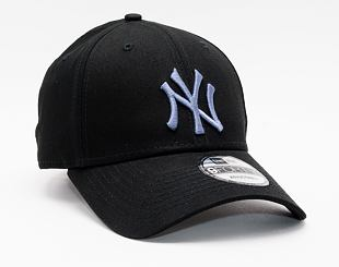 Kšiltovka New Era 9FORTY Color Essential New York Yankees Strapback Black / VSP