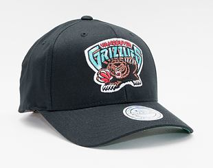 Kšiltovka Mitchell & Ness Vancouver Grizzlies 537 Team Logo High Crown Black