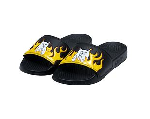 Pantofle RIP N DIP Welcome To Heck Slides RND4288 Black