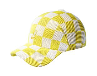 Kšiltovka Kangol Checkered Tropic Adj Spacecap Sunset K3398-SS975