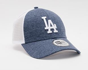 Kšiltovka New Era 9FORTY Trucker MLB Home Field Los Angeles Dodgers Snapback Navy