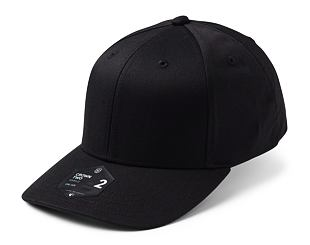 Kšiltovka State of WOW Crown 2 Trucker Black Velcro Strapback