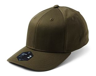Kšiltovka State of WOW Crown 2 Trucker Olive Velcro Strapback