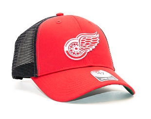 Kšiltovka 47 Brand Detroit Red Wings MVP Mesh Red Snapback