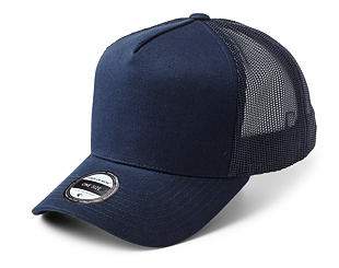 Kšiltovka State of WOW Reed Baseball Trucker Navy Snapback