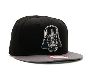 Kšiltovka New Era Darth Vader Black/Grey Snapback