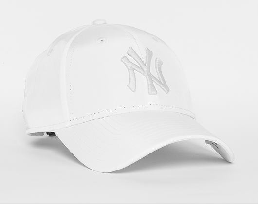 Dámská Kšiltovka New Era Sport New York Yankees 9FORTY White Strapback