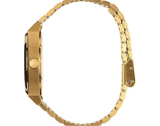 Hodinky Nixon Time Teller All Gold Gold A045511