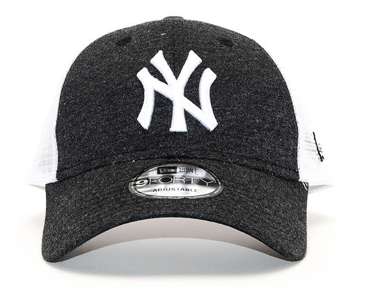 Kšiltovka New Era 9FORTY New York Yankees Summer League Black/White