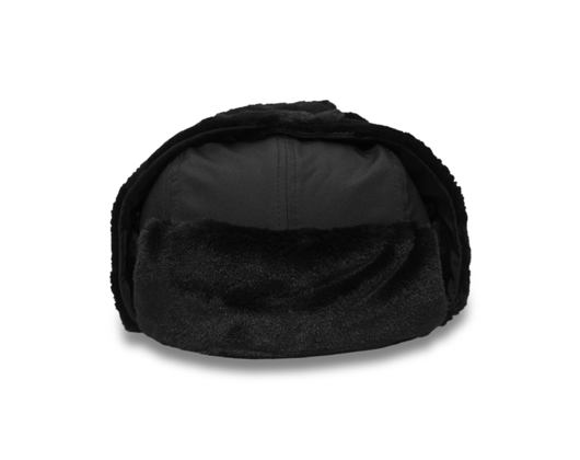 Beranice New Era Tech Fabric Trapper Black/Black