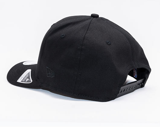 Kšiltovka New Era 9FIFTY Los Angeles Dodgers Stretch Snap Tonal Black