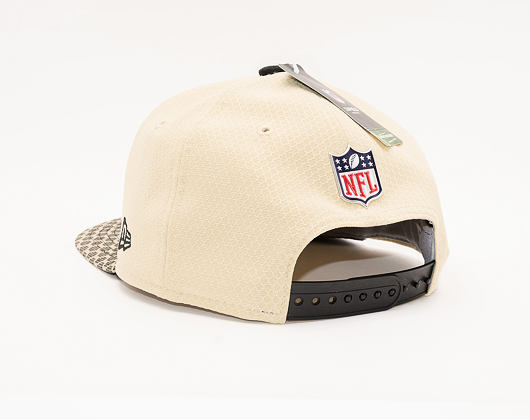 Kšiltovka New Era 9FIFTY New Orleans Saints On Filed