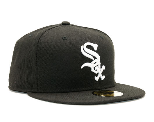 Kšiltovka New Era Authentic Perfomance Chicago White Sox 59FIFTY Team Color