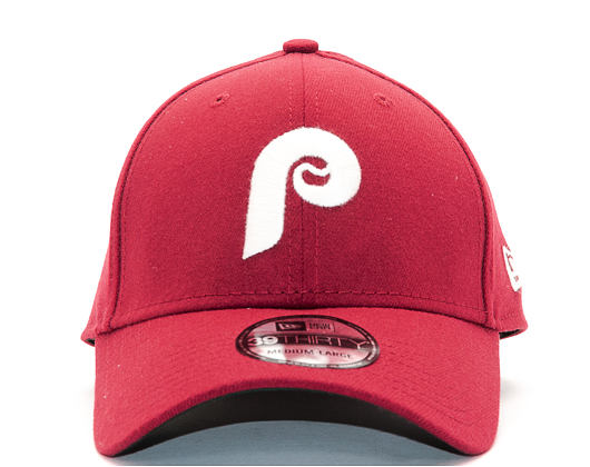 Kšiltovka New Era Classic Philadelphia Phillies 39THIRTY Cardinal