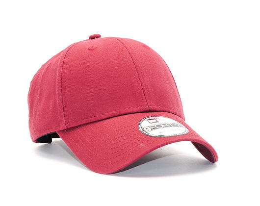 Kšiltovka New Era Seas Clean 9FORTY Cardinal Strapback