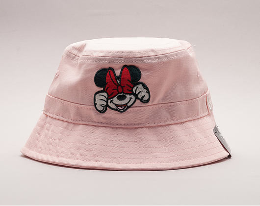 Dětský Klobouk New Era Disney Xpress Minnie Mouse KIDS BUCKET Toddler Plum