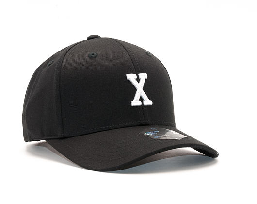 Kšiltovka State of WOW X-Ray SC9201-990X Baseball Cap Crown 2 Black/White Strapback