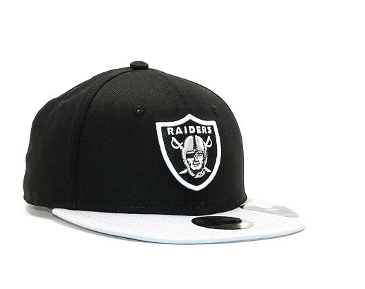Dětská Kšiltovka New Era Kids Essential Oakland Raiders  9FIFTY Child Official Team Color /