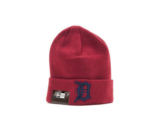 Kulich New Era Detroit Tigers League Essential Cuff Cardinal/Navy