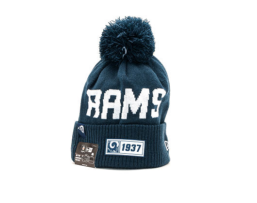 Kulich New Era NFL Los Angeles Rams ONF19 Sport Knit OTC