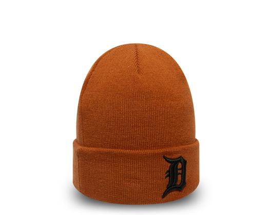 Kulich New Era Detroit Tigers The League Essential Cuff Knit Cardinal/Black
