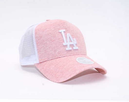 Dámská Kšiltovka New Era 9FORTY A-Frame Trucker Los Angeles Dodgers Jersey Essential