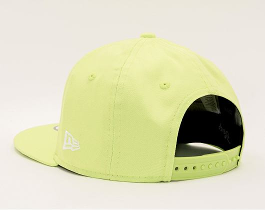 Dětská Kšiltovka New Era 9FIFTY Kids Monster Inc Head 9FIFTY Monsters Inc Cyber Green