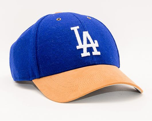 Kšiltovka 47 Brand Los Angeles Dodgers Willowbrook MVP Royal Blue/Brown