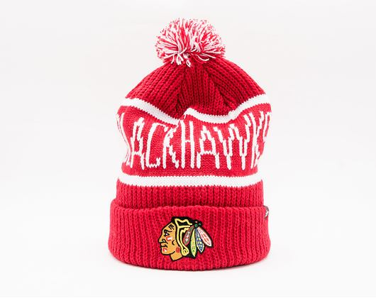 Kulich 47 Brand Chicago Blackhawks Calgary Red