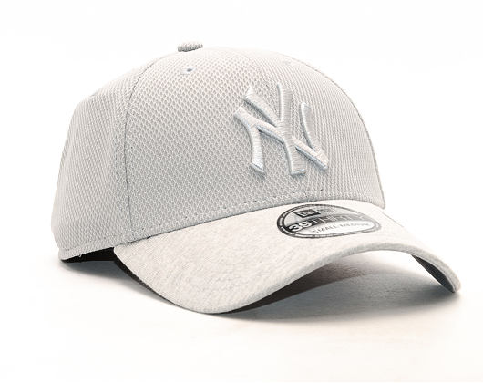 Kšiltovka New Era Diamond Era New York Yankees 39THIRTY Gravel/Grey