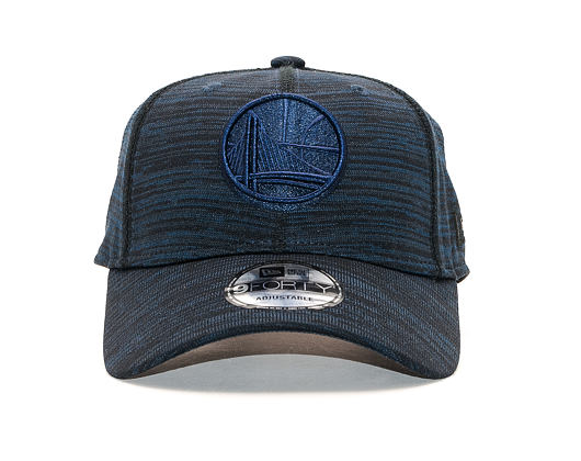 Kšiltovka New Era 9FORTY Golden State Warriors Engineered Fit Navy/Black Strapback