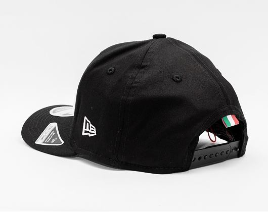 Kšiltovka New Era 9FIFTY Stretch Snap Wordmark Stretch Snap Ducati Black
