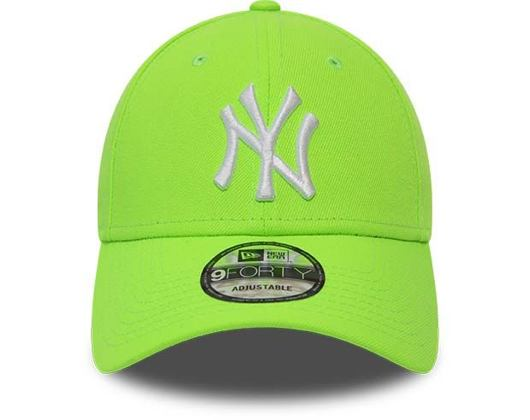 Kšiltovka New Era 9FORTY MLB League Essential Neon Pack New York Yankees
