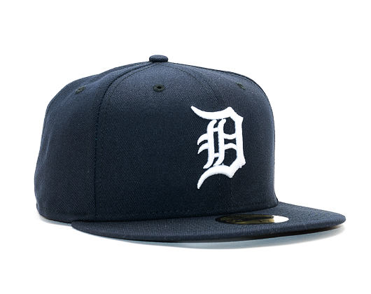 Kšiltovka New Era acperf 2018 Detroit Tigers 59FIFTY Team Color
