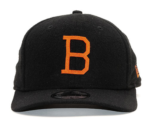 Kšiltovka New Era 9FIFTY Baltimore Orioles Coop Flannel Pre Curved Black